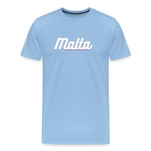 Malta - T-shirt Premium Homme