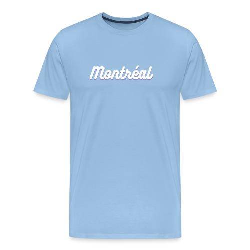 Montréal - T-shirt Premium Homme