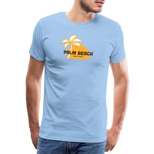 Palm Beach - Men's Premium T-Shirt