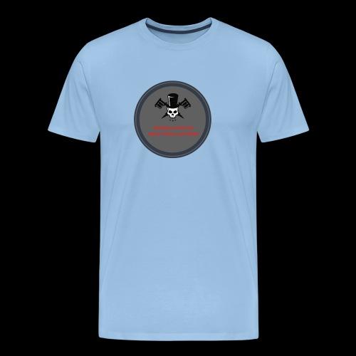 Rock'n'roll attitude - Männer Premium T-Shirt