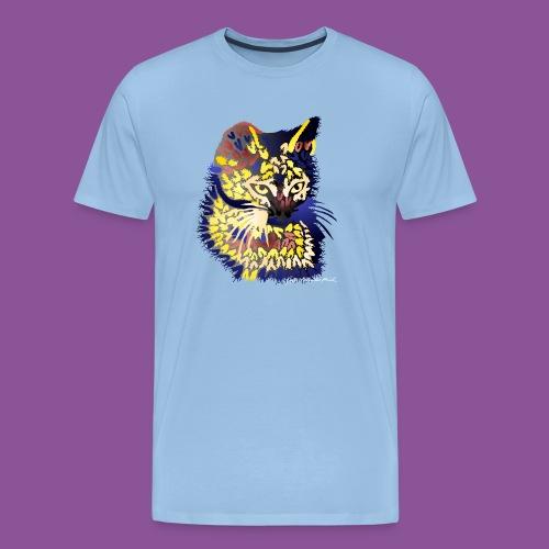 Katze 9 - Männer Premium T-Shirt