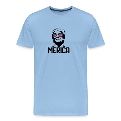 Trump - Männer Premium T-Shirt