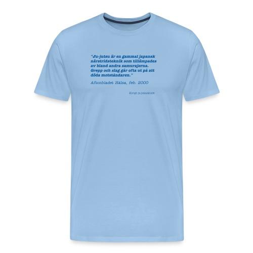 lagertroja 2005 - Premium-T-shirt herr