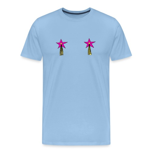 nippelcover png - Männer Premium T-Shirt