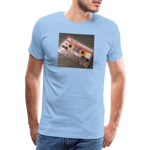 Cassette - Camiseta premium hombre