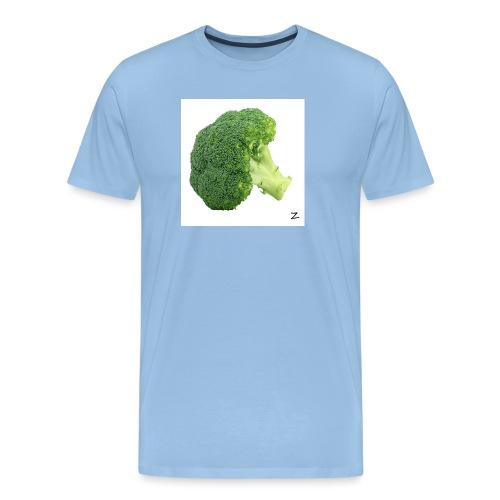 BROCCOLI - Premium-T-shirt herr