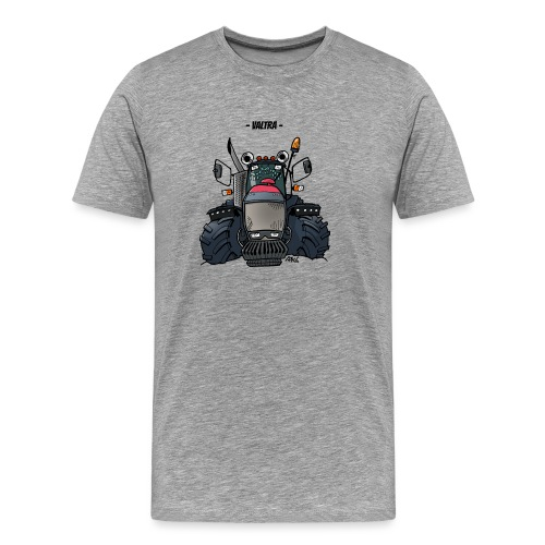 0359 VALTRA - Mannen Premium T-shirt
