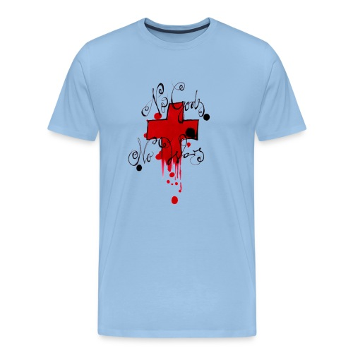 No Gods No Wars - Männer Premium T-Shirt