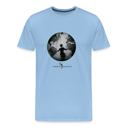 tshirt neu 01 equinox condor - Männer Premium T-Shirt
