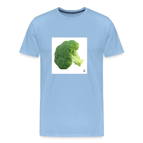 BROCCOLI - Premium-T-shirt herr