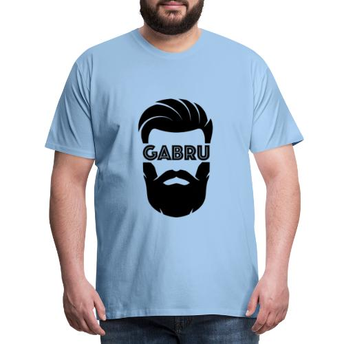 Gabru - Men's Premium T-Shirt