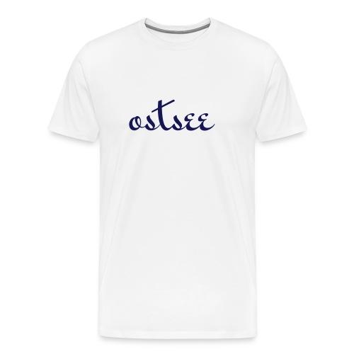 Ostseewellen - Männer Premium T-Shirt