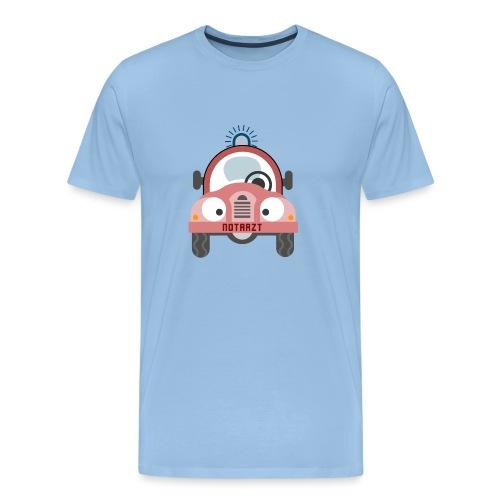 Notarzt - Männer Premium T-Shirt