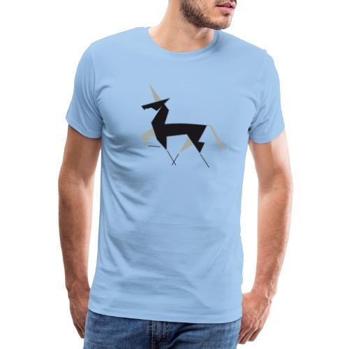 Steinhorn - Männer Premium T-Shirt