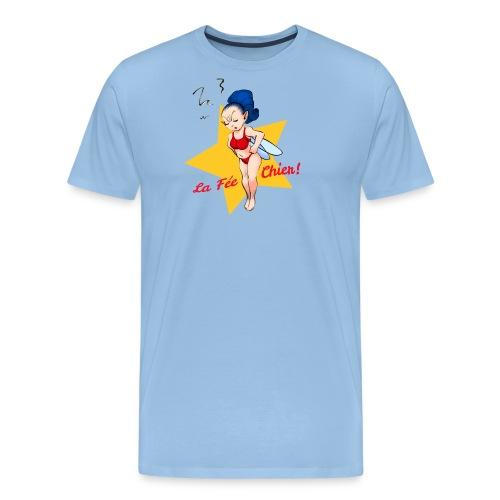 La Fée.. Chier - T-shirt Premium Homme