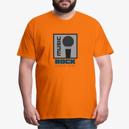 MUSIC 004A - Camiseta premium hombre