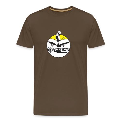 INTRODUKTION ELEKTRO STEELPANIST GREGORY BOYD - Herre premium T-shirt