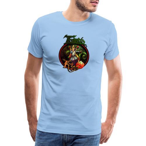 Tomato King - Premium-T-shirt herr