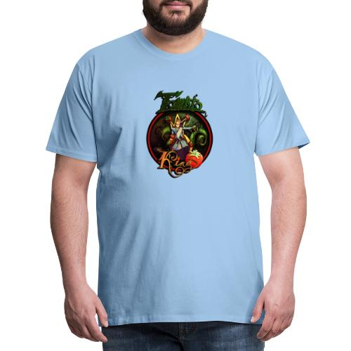 Tomato King - Twitch Back - Premium-T-shirt herr