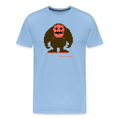 LV Monster - Männer Premium T-Shirt
