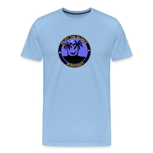 Enjoythesilence - Männer Premium T-Shirt