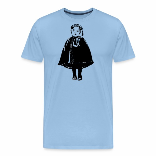 Wee girl - Men's Premium T-Shirt