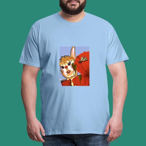 der Hase - Männer Premium T-Shirt