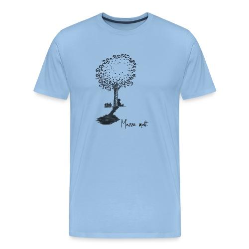 Baum - Mazze malt - Männer Premium T-Shirt