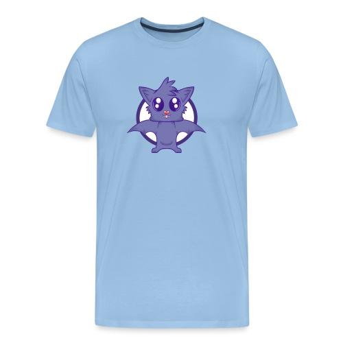kawaii bat - T-shirt Premium Homme