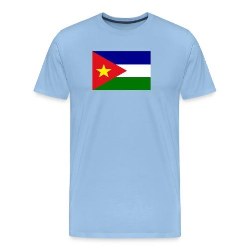 san-escobar.jpg - Männer Premium T-Shirt