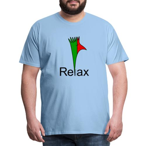 Galoloco - « Relax » - T-shirt Premium Homme