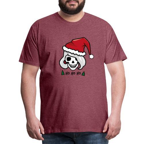 Rockabilly Weihnachten - Männer Premium T-Shirt