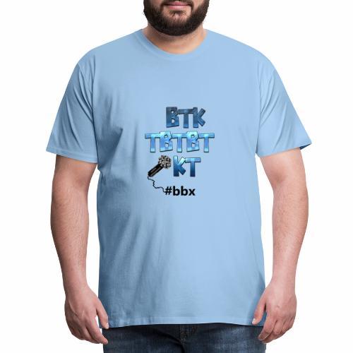 Beatbox pattern [DFSPR] - Männer Premium T-Shirt