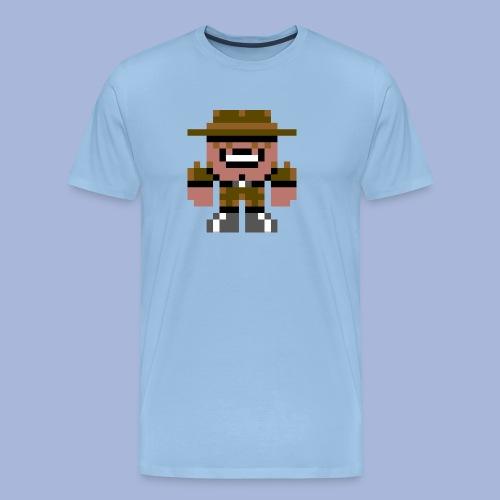 rick - Männer Premium T-Shirt