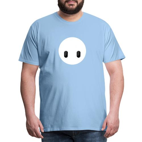 Fall Guys Visage - T-shirt Premium Homme