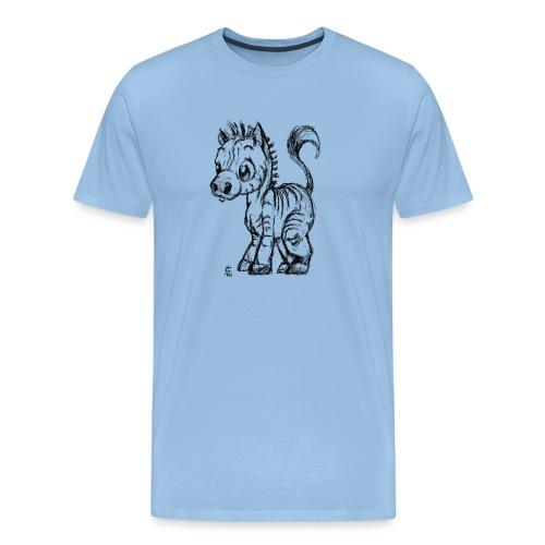 zebre - T-shirt Premium Homme