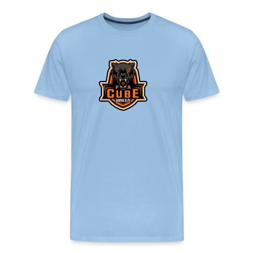 Pa Cube Logo - Männer Premium T-Shirt