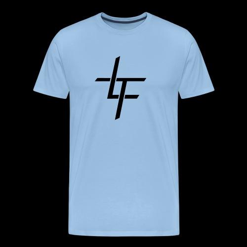 TL noir classique - T-shirt Premium Homme