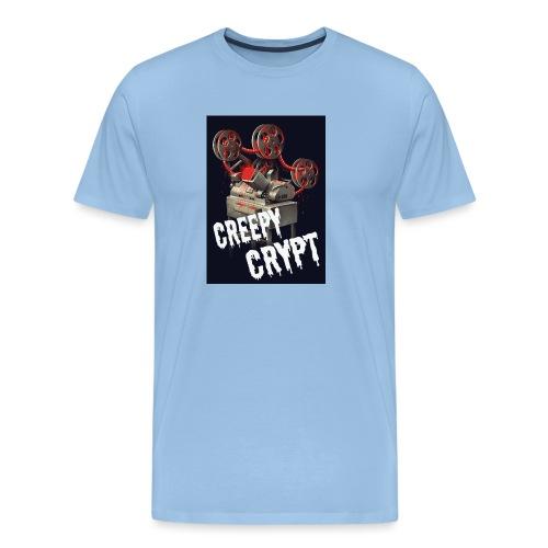 Creepy Crypt - Männer Premium T-Shirt