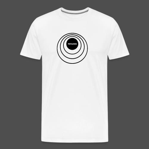 Circles 0PD21 - Men's Premium T-Shirt