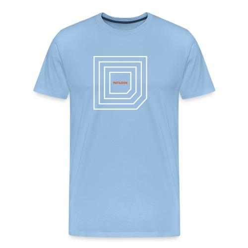 Squares 0PD11 - Männer Premium T-Shirt