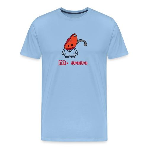 M grogro - T-shirt Premium Homme