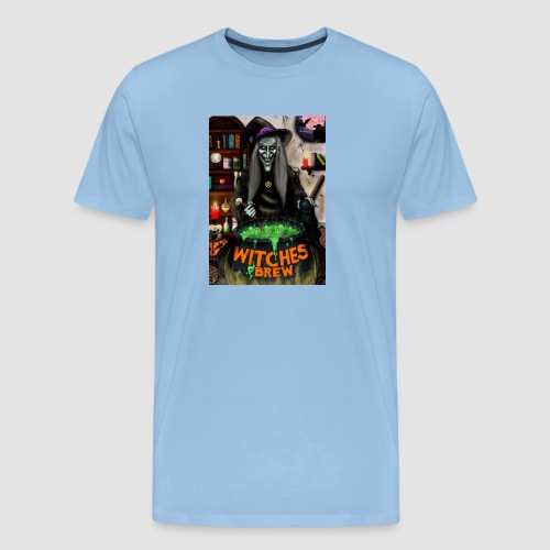 The Witch - Men's Premium T-Shirt