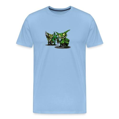 After Crisis Goblin Truppe - Männer Premium T-Shirt