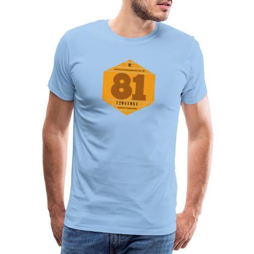 Vignette automobile 1981 - T-shirt Premium Homme