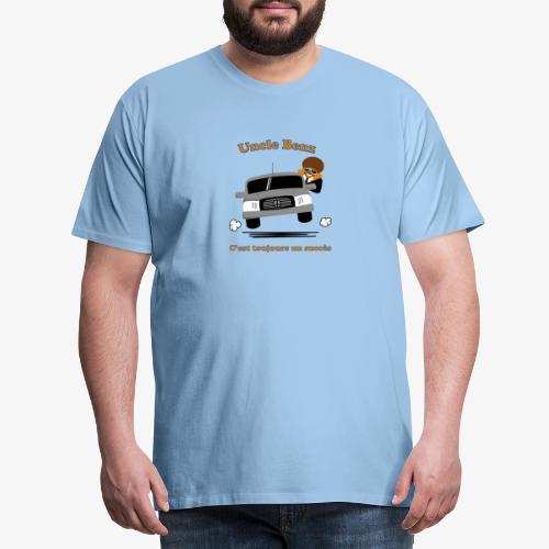 uncle benz - T-shirt Premium Homme