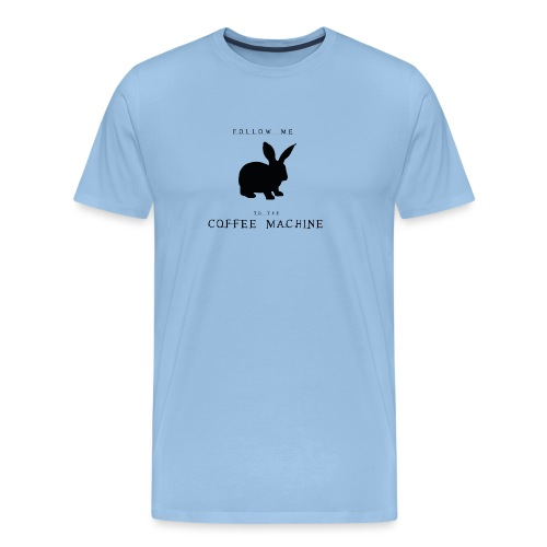 Schoenbuch Rabbit - Männer Premium T-Shirt