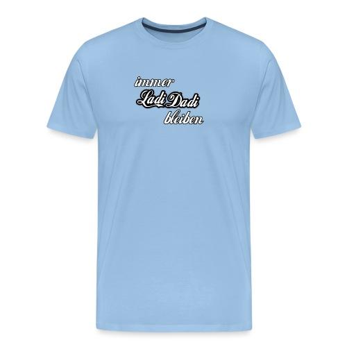 Tank Top mit Druck - Männer Premium T-Shirt