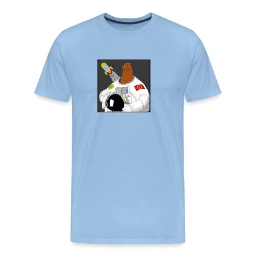 Otter space otter - Men's Premium T-Shirt