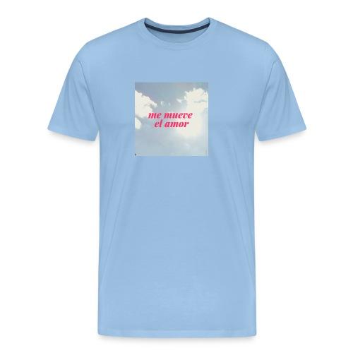 Me mueve el amor - Camiseta premium hombre